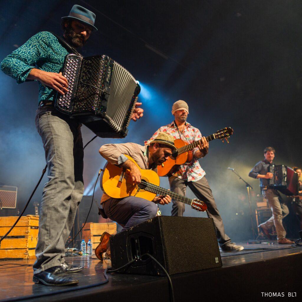 Festival de Marne, La rue Ketanou